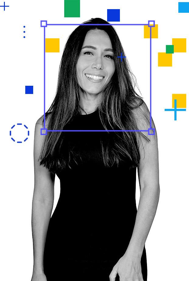 Alejandra Copeland is the founder of Ok, Yes!