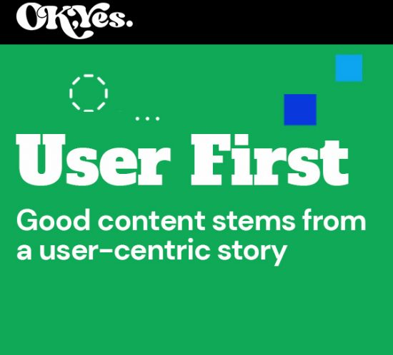 Article about a User-Centric Story